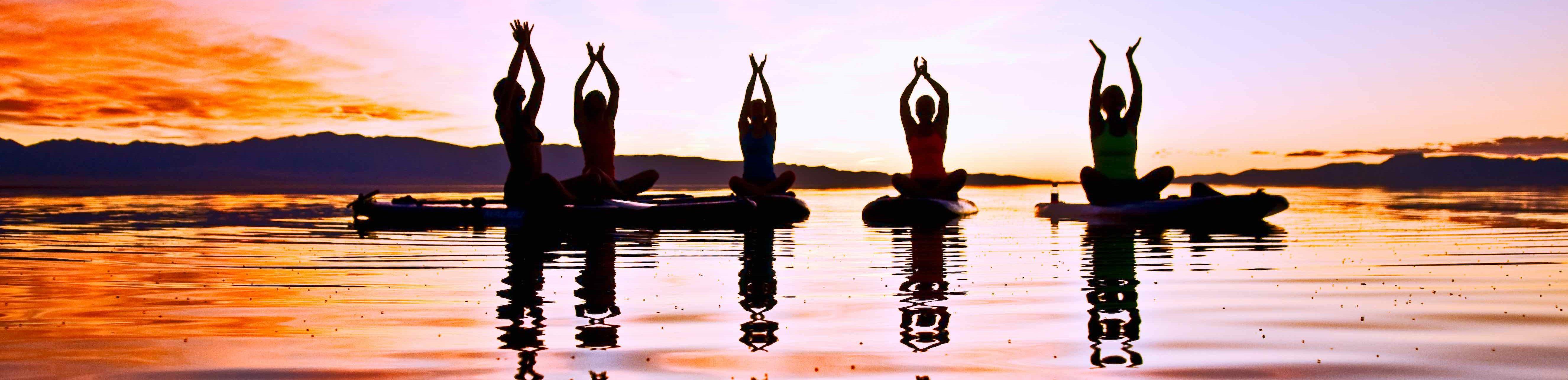 SUP Yoga & Health Retreats